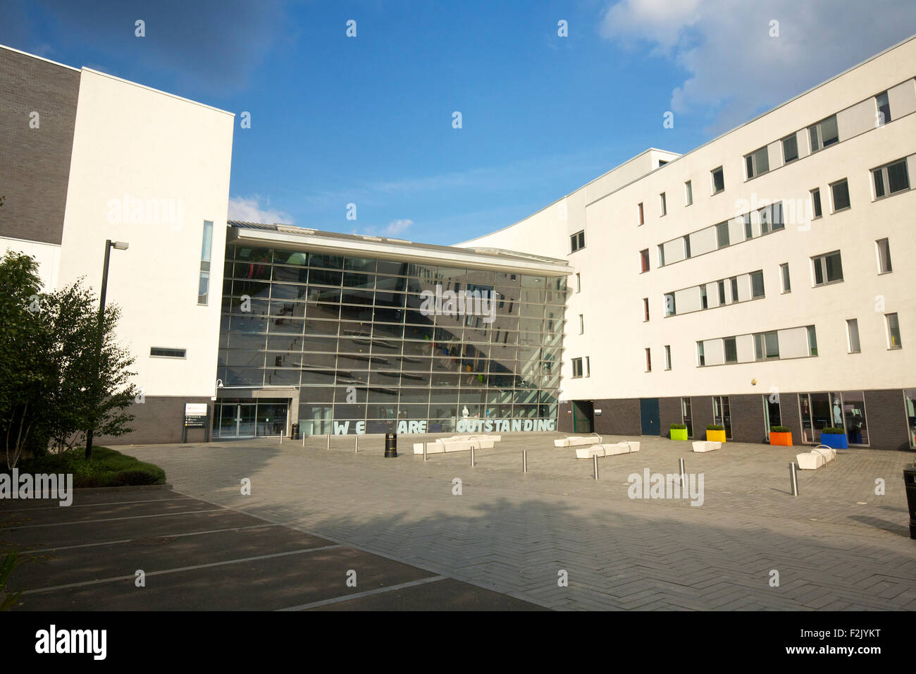 Walsall College Walsall West Midlands England UK - Stock Image