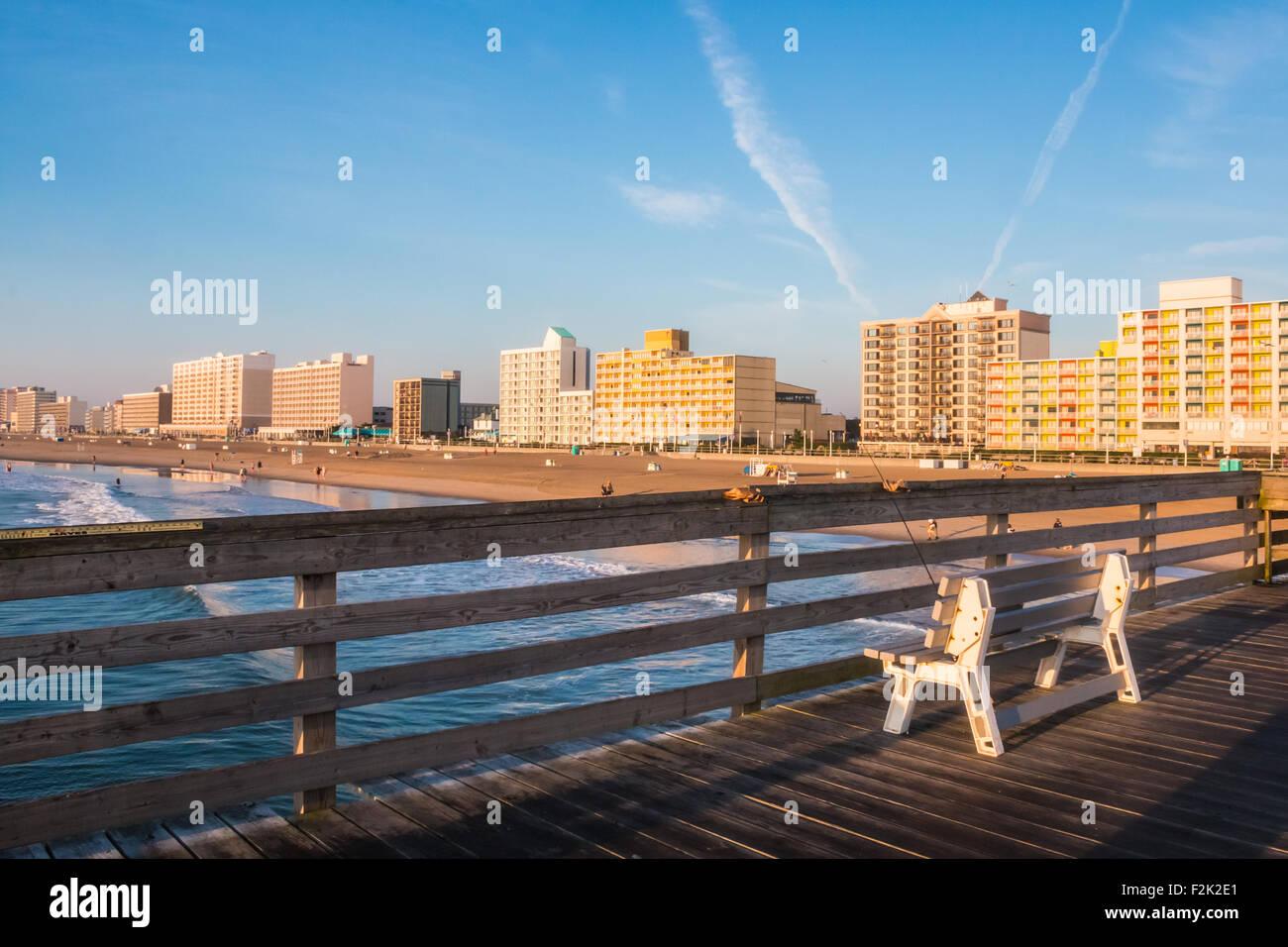 Hotels Near Virginia Beach Fishing Pier
