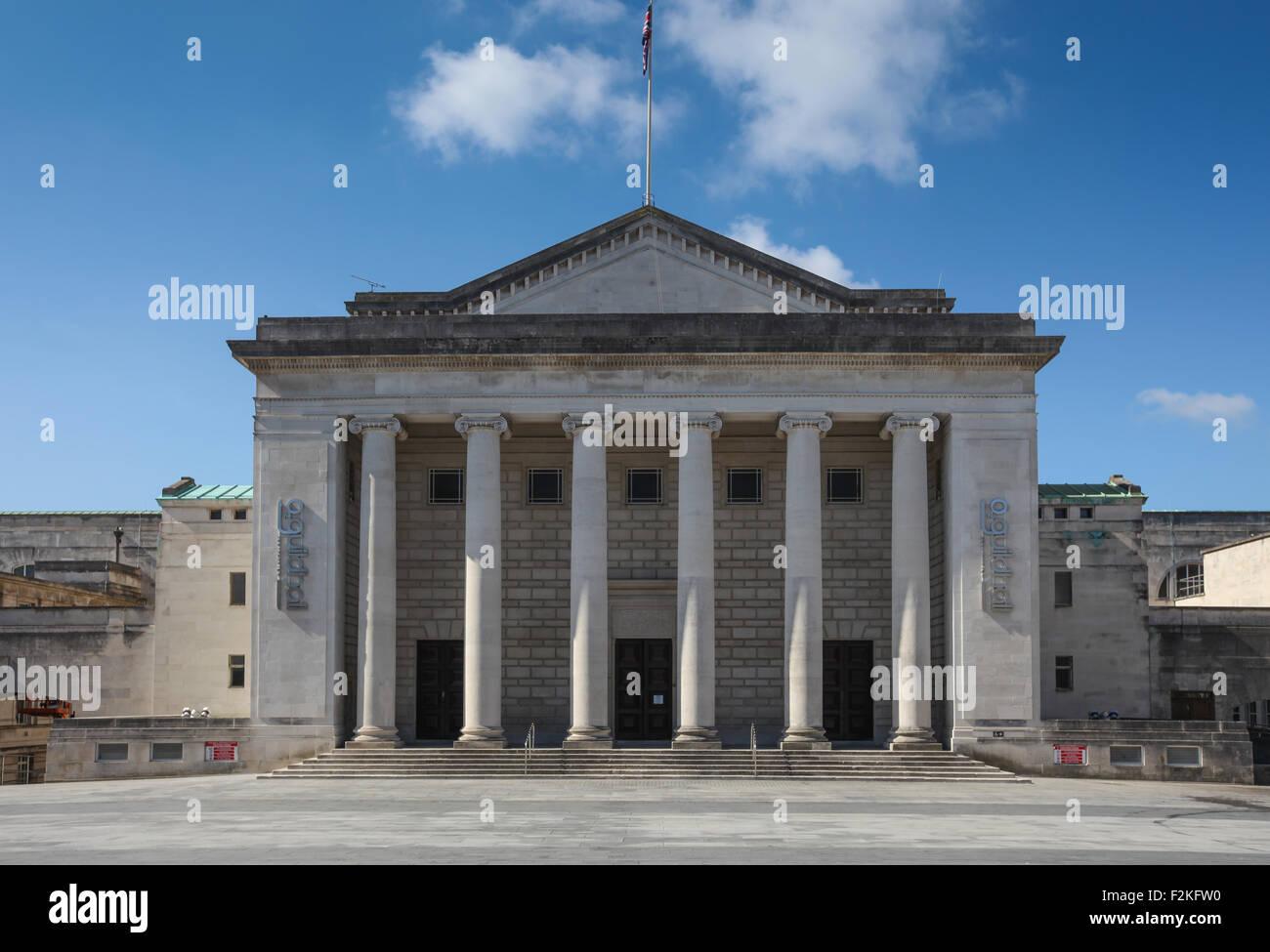 O2 Guildhall Southampton, Hampshire, UK - Stock Image