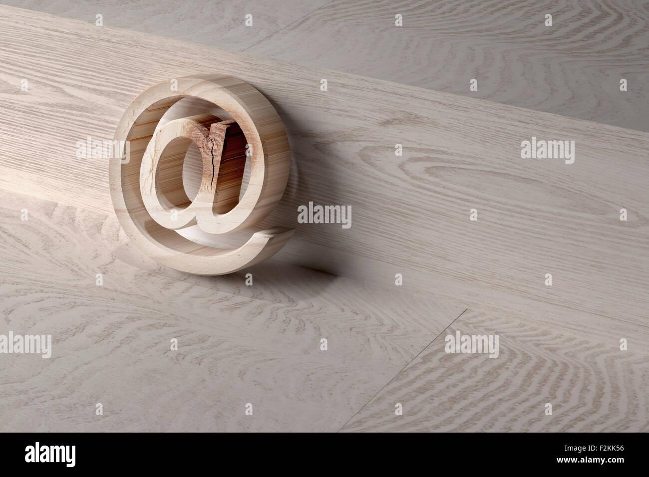 3d Letter Arroba Stock Photos 3d Letter Arroba Stock Images Alamy