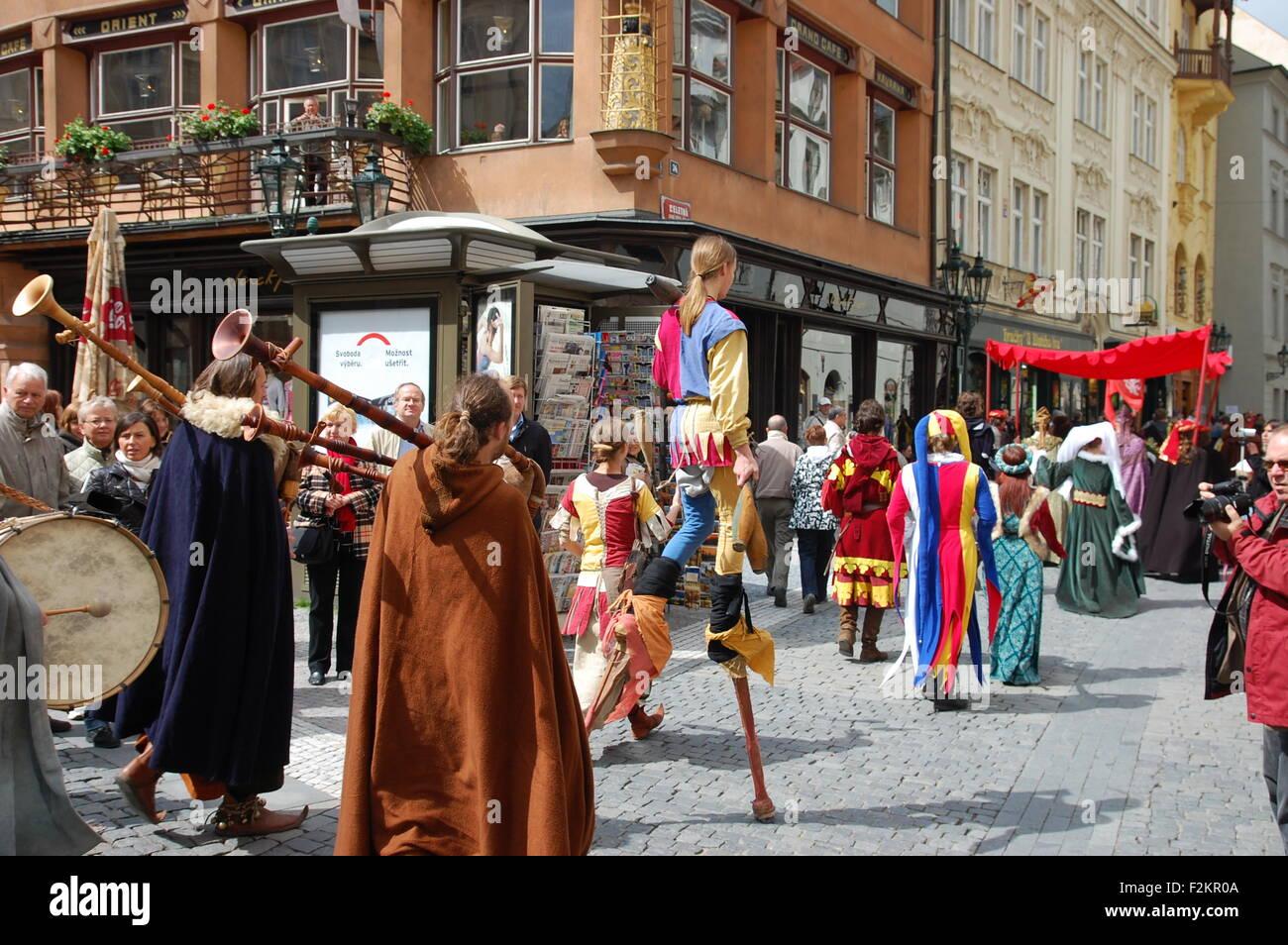 Czech walkers