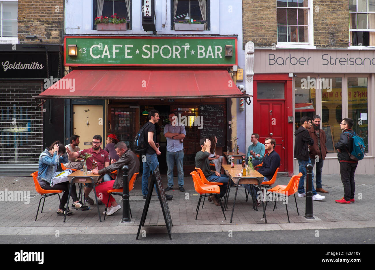 Detective Restaurant London
