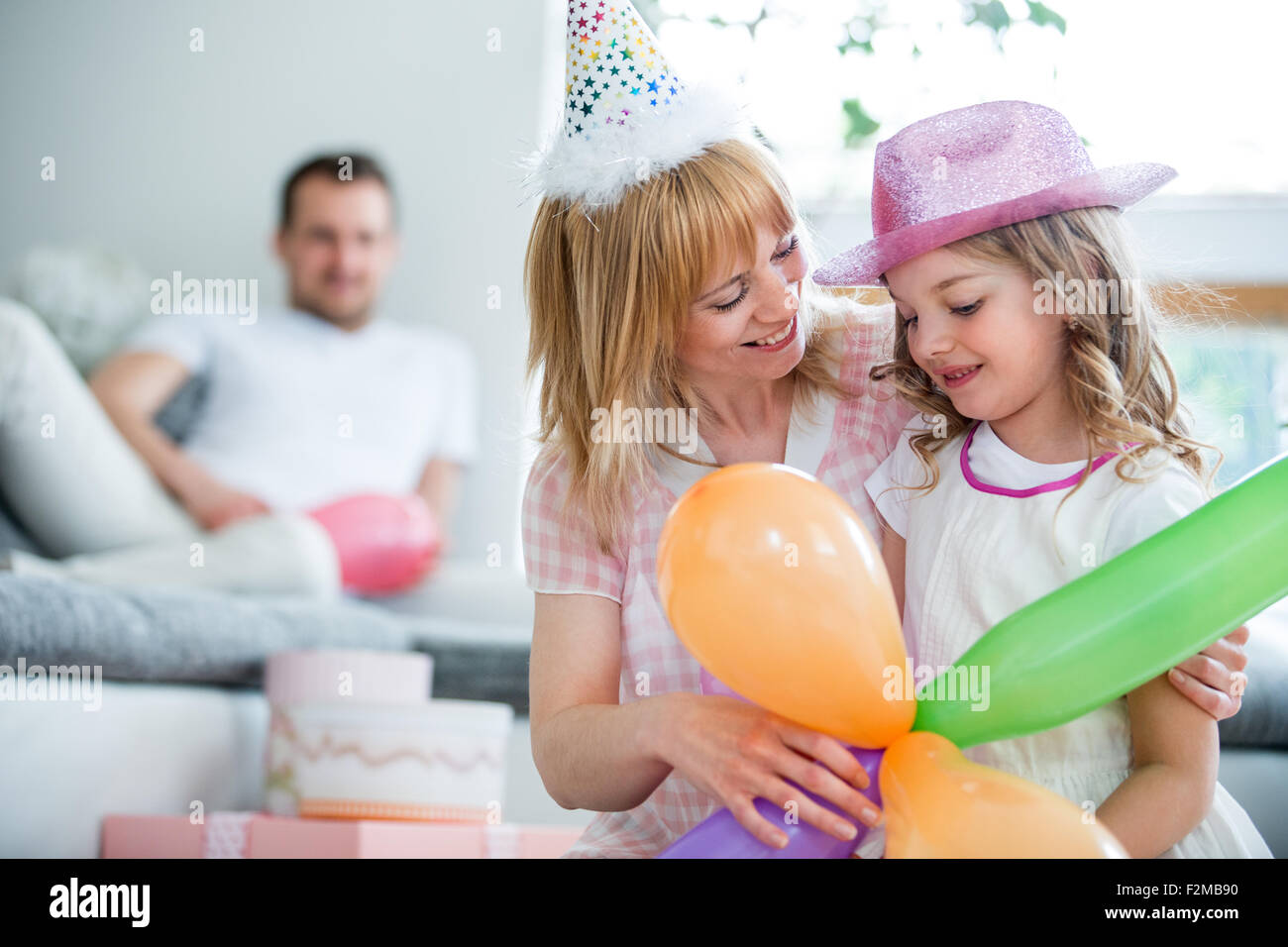 Party Hats Stock Photos Images