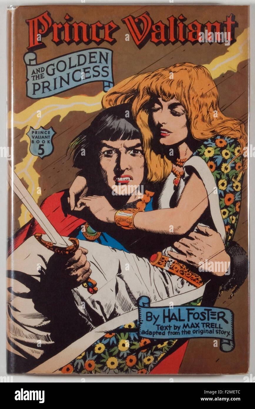 Prince Valiant 1954 Movie Poster Stock Photo 87731852 Alamy