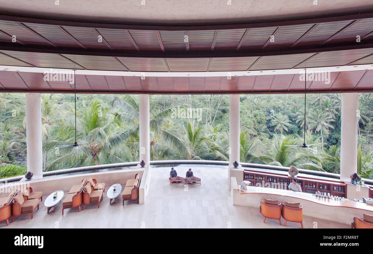 Four Seasons Bali at Sayan Stock Photo: 87738472 - Alamy