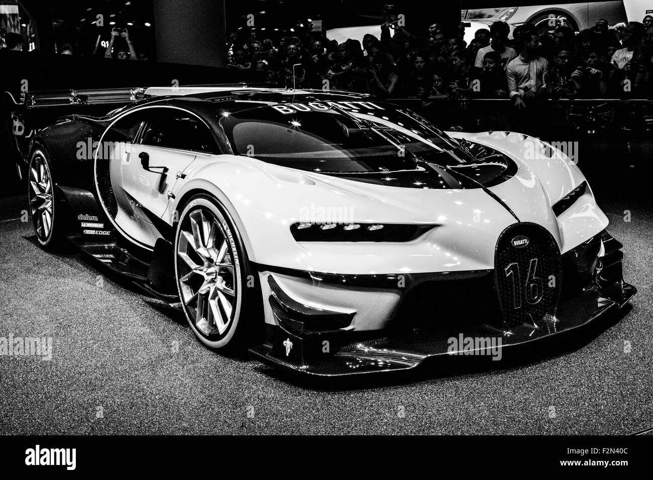 IAA 2015 - 66° Interationale Automobil - Ausstellung - Stock Image