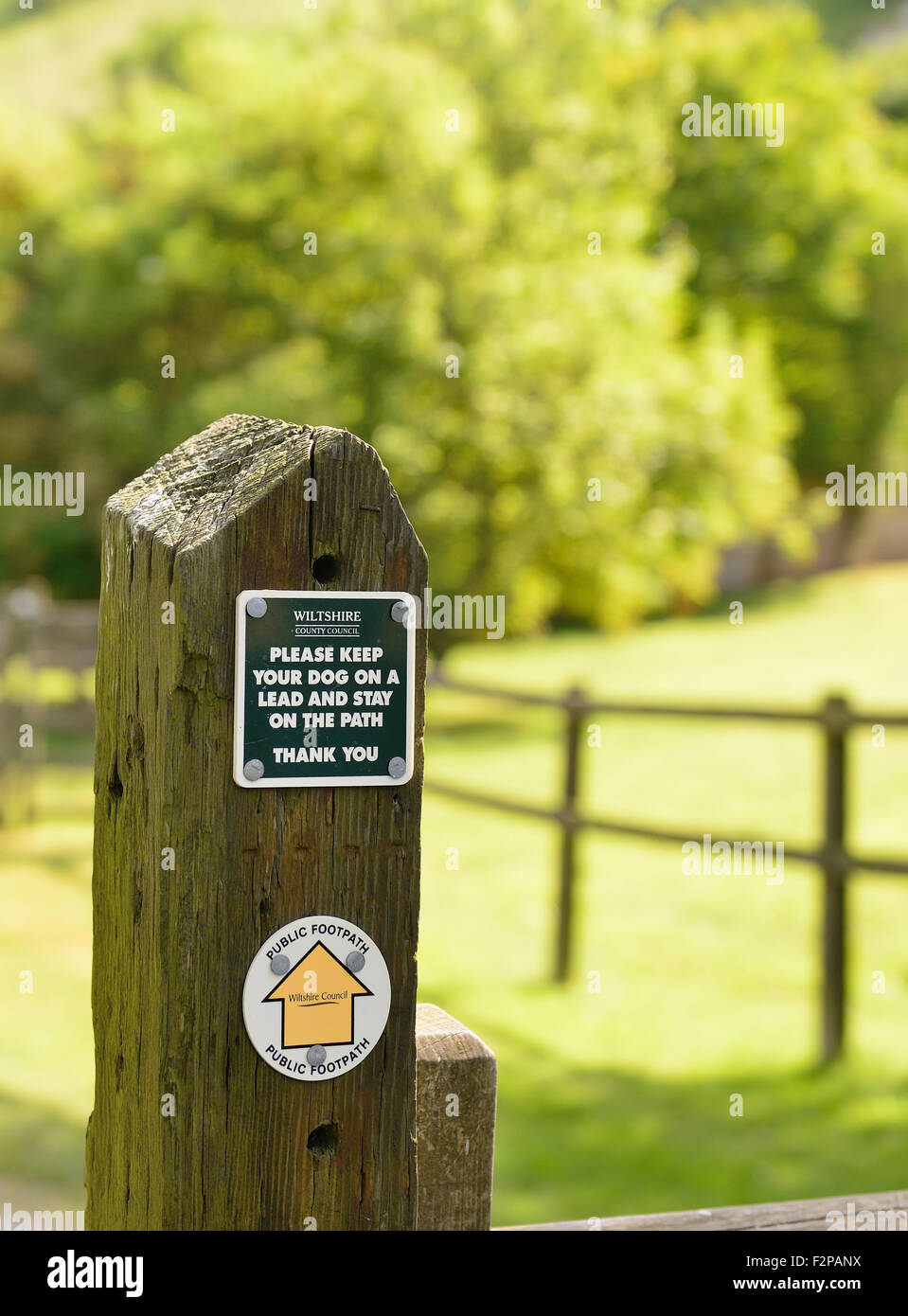 Councils Please Keep To The Public Footpath Sign Parks All Sizes /& Materails