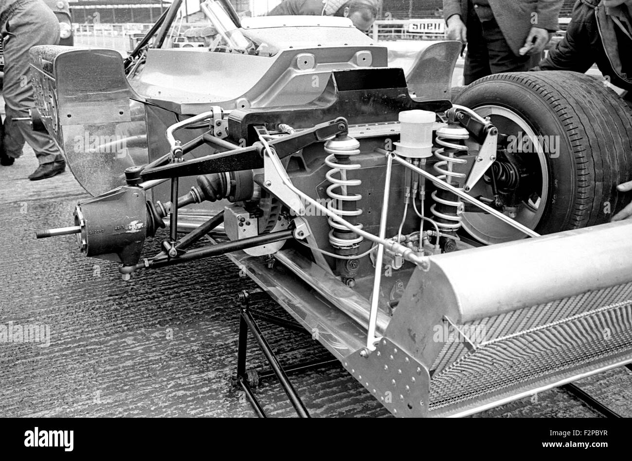 Cosworth 4WD front axle 1969 - Stock Image
