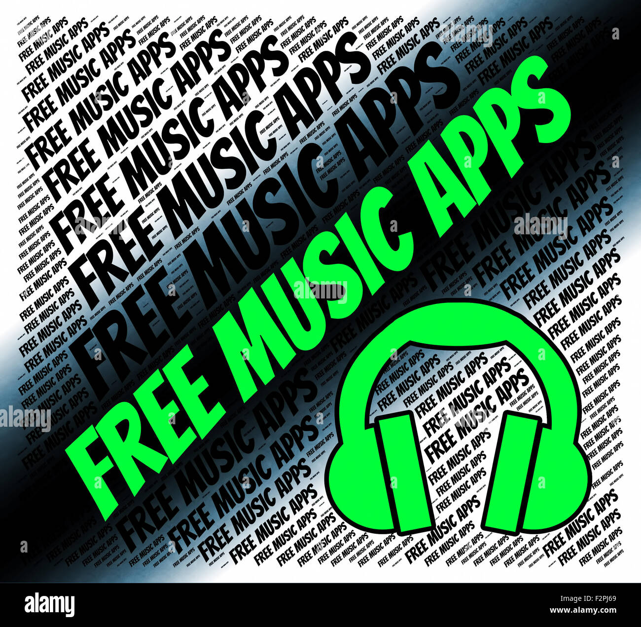 Free Internet Music Showing Sound Stock Photos & Free