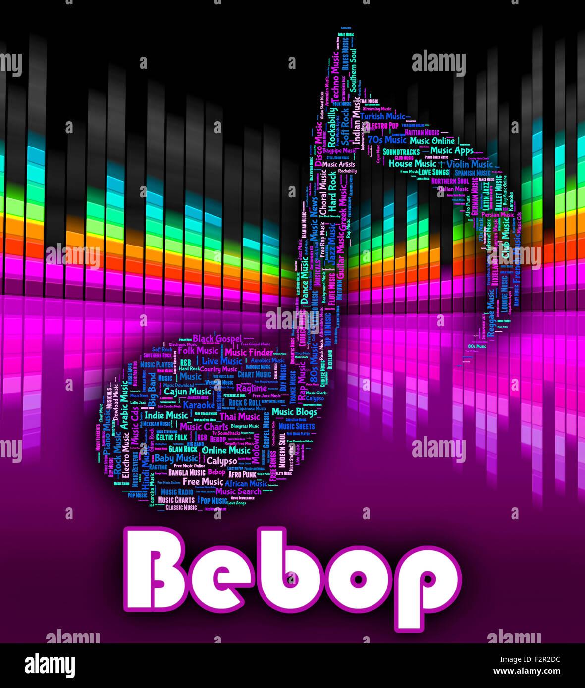 Bebopping