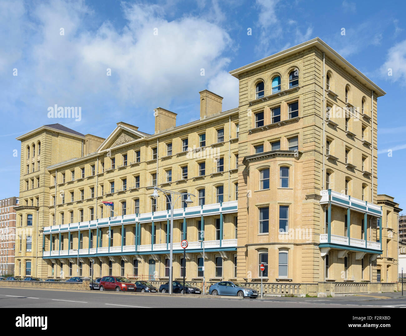 King 39 s house brighton hove city council building in for Brighton house