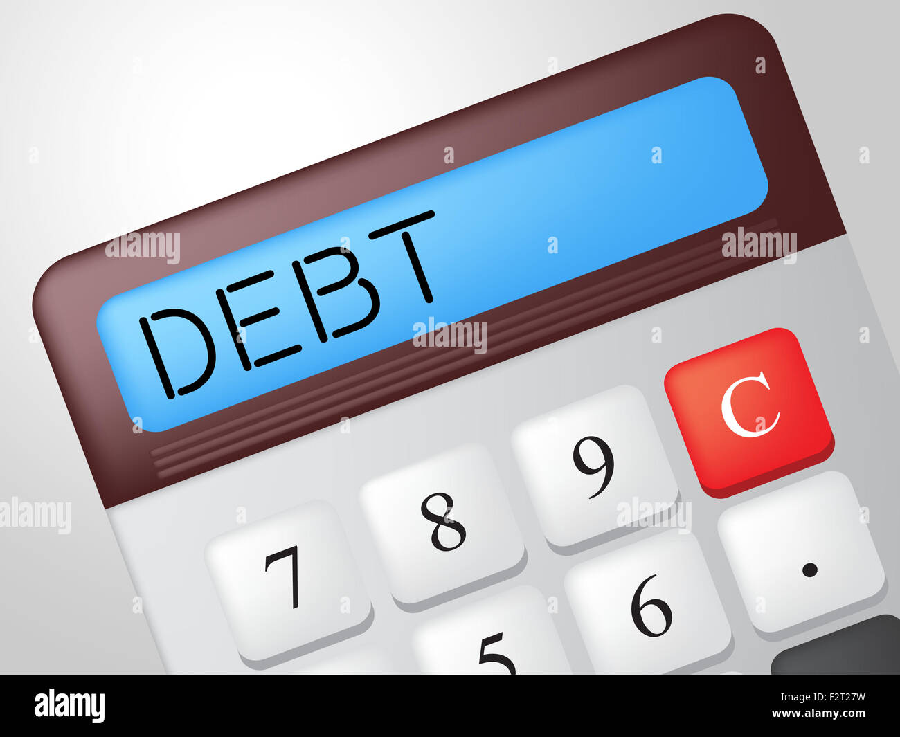 Debt payoff calculator.
