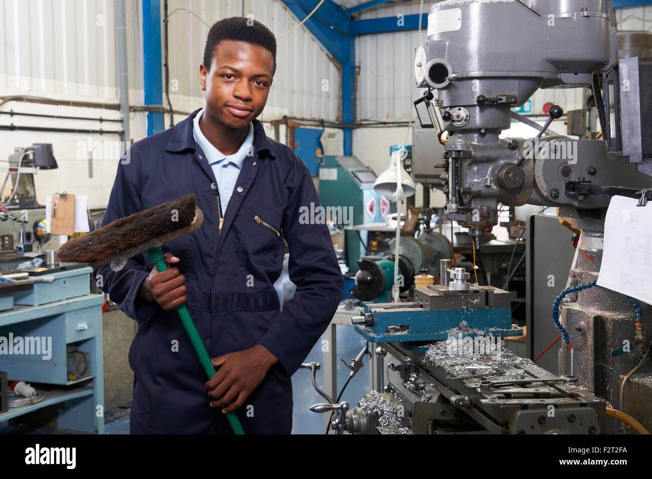 Best industries teens work