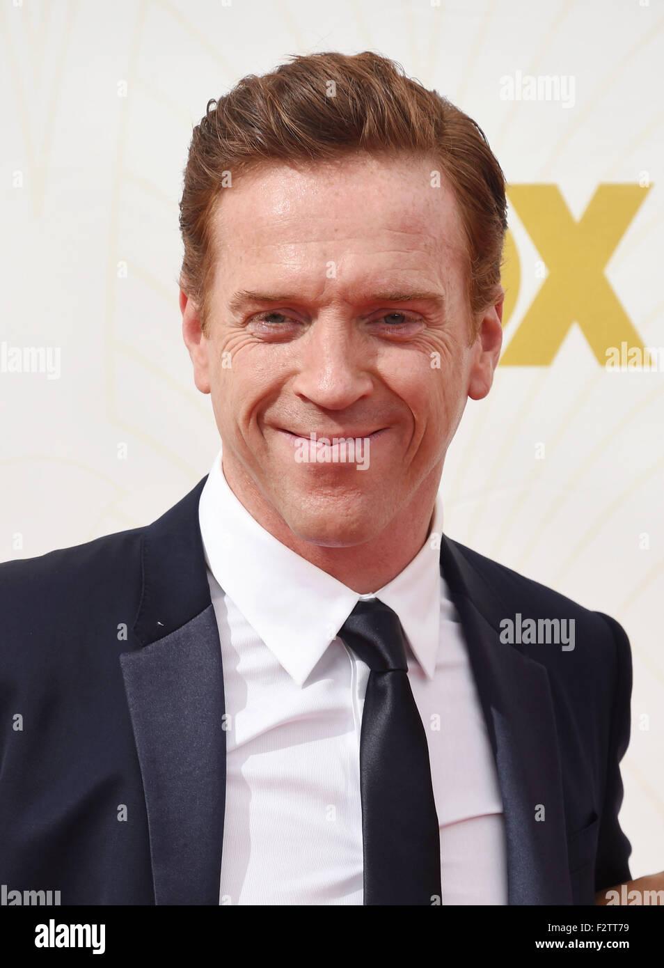 DAMIAN LEWIS  English film actor in September 2015. Photo Jeffrey Mayer Stock Photo
