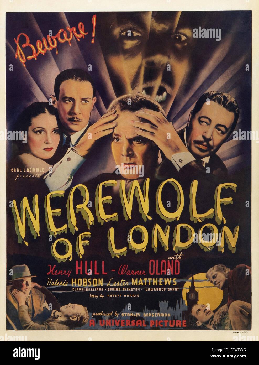 Werewolf Of London 1935