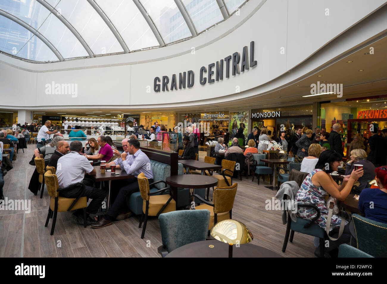Central Station Food Court