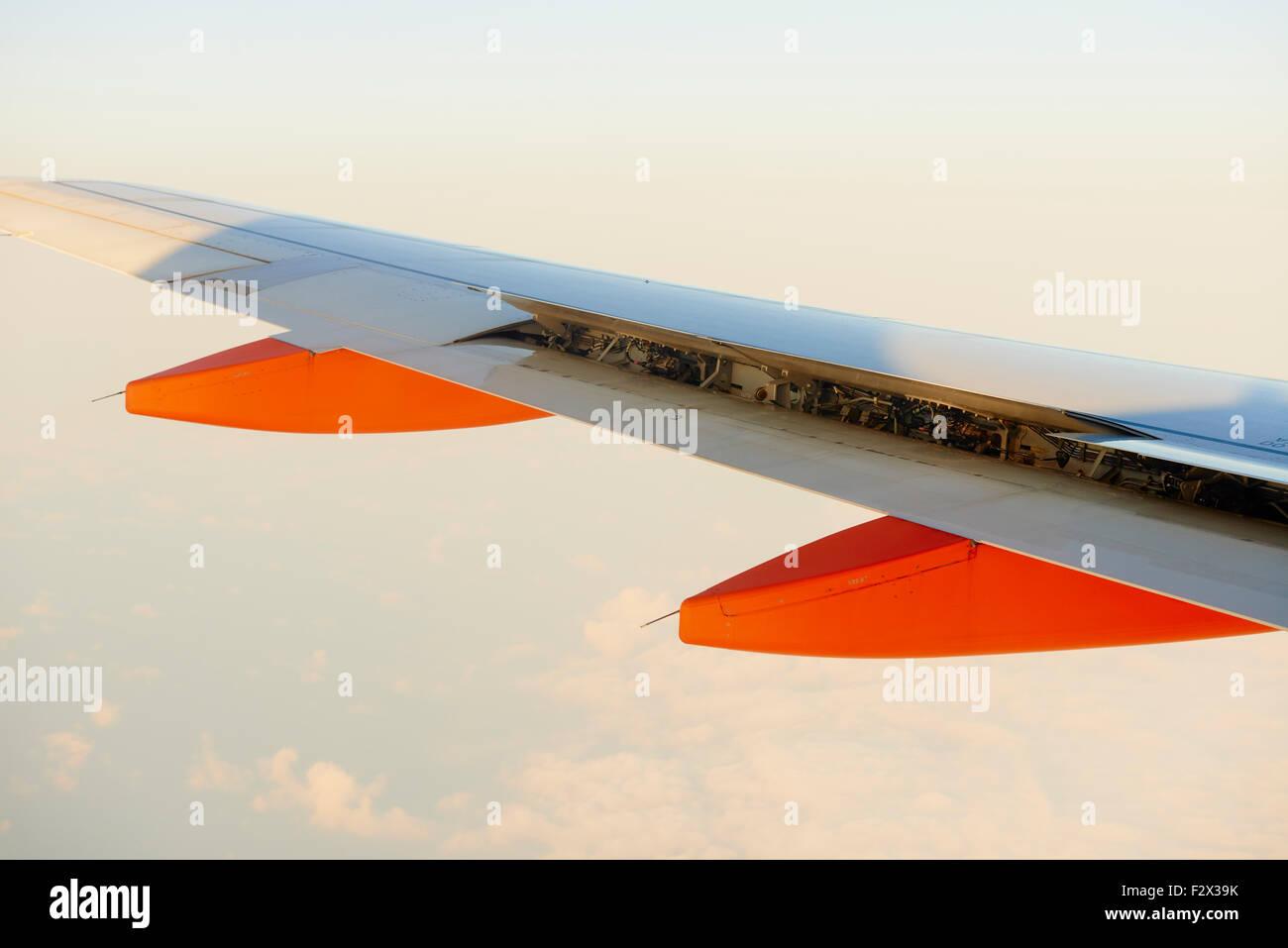 Aero Brakes - Stock Image