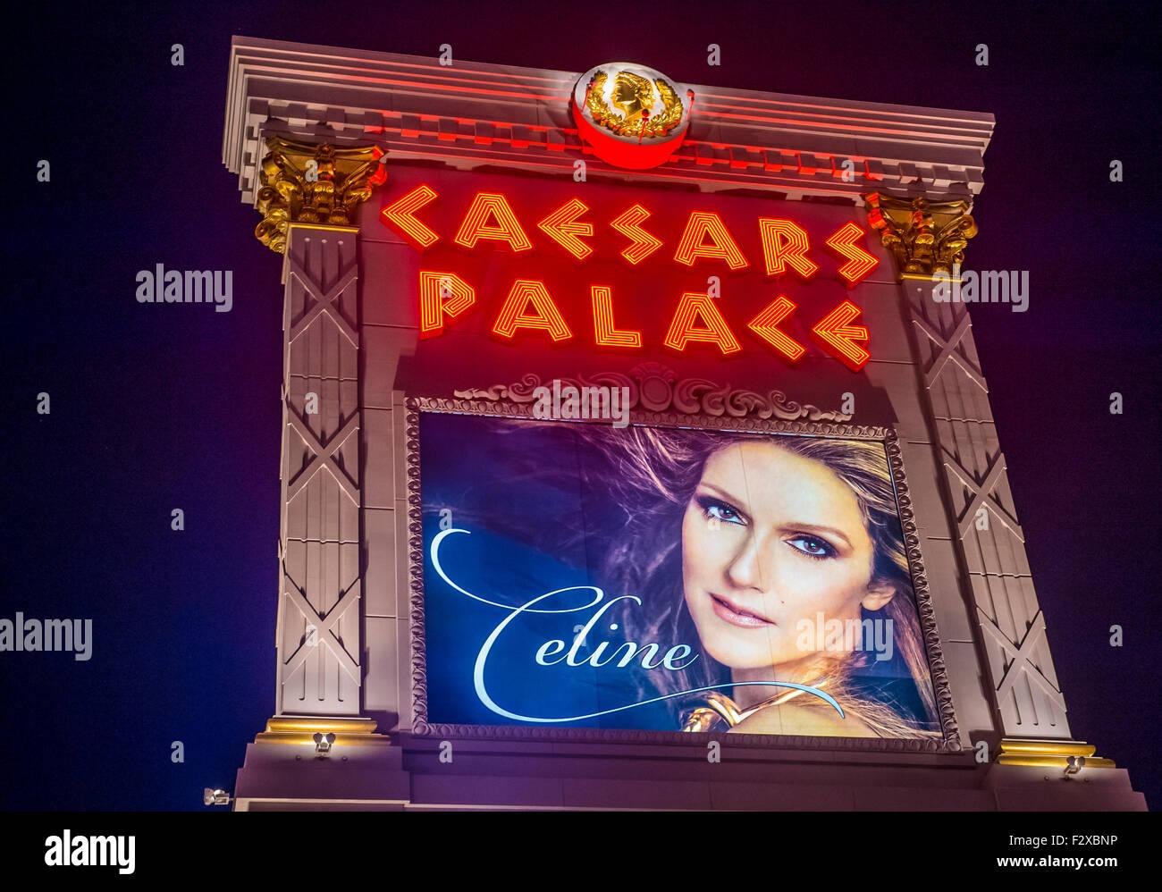 Celine Dion Caesars Palace