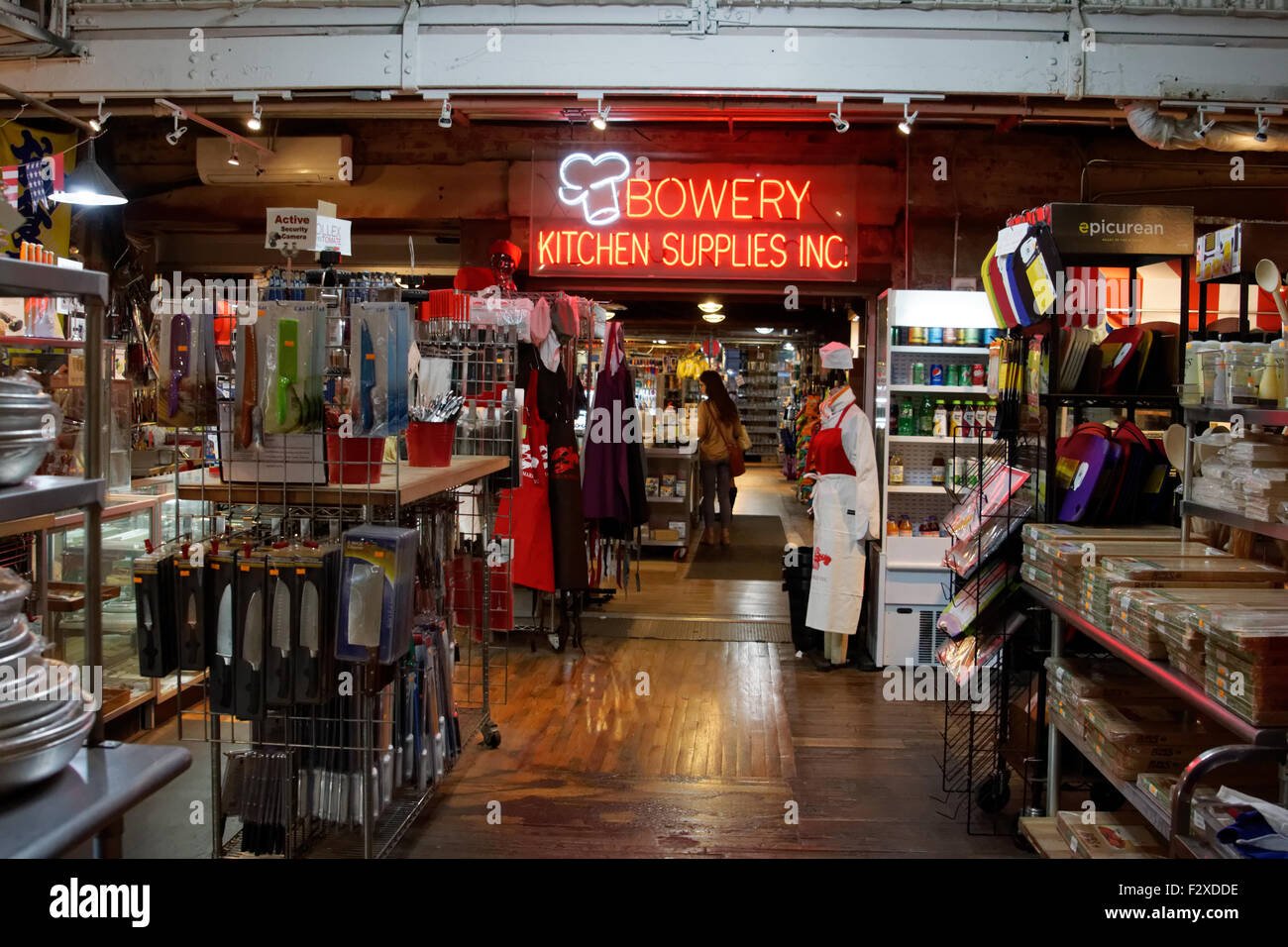 Bowery Kitchen Supplies Stores