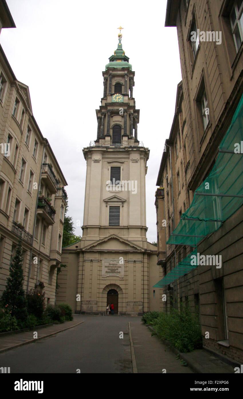 Sophienkirche, Berlin-Mitte. - Stock Image