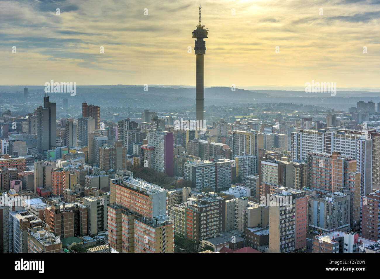 Where is Johannesburg located