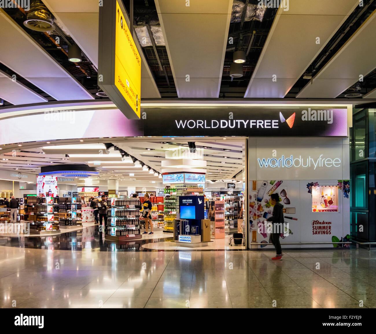 world duty free heathrow terminal 2