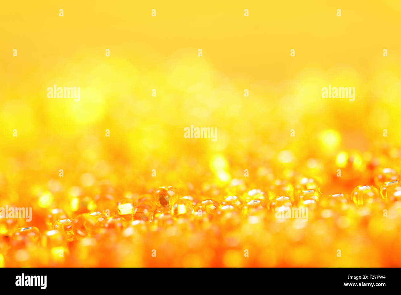 Yellow shine Christmas golden background for your design - Stock Image