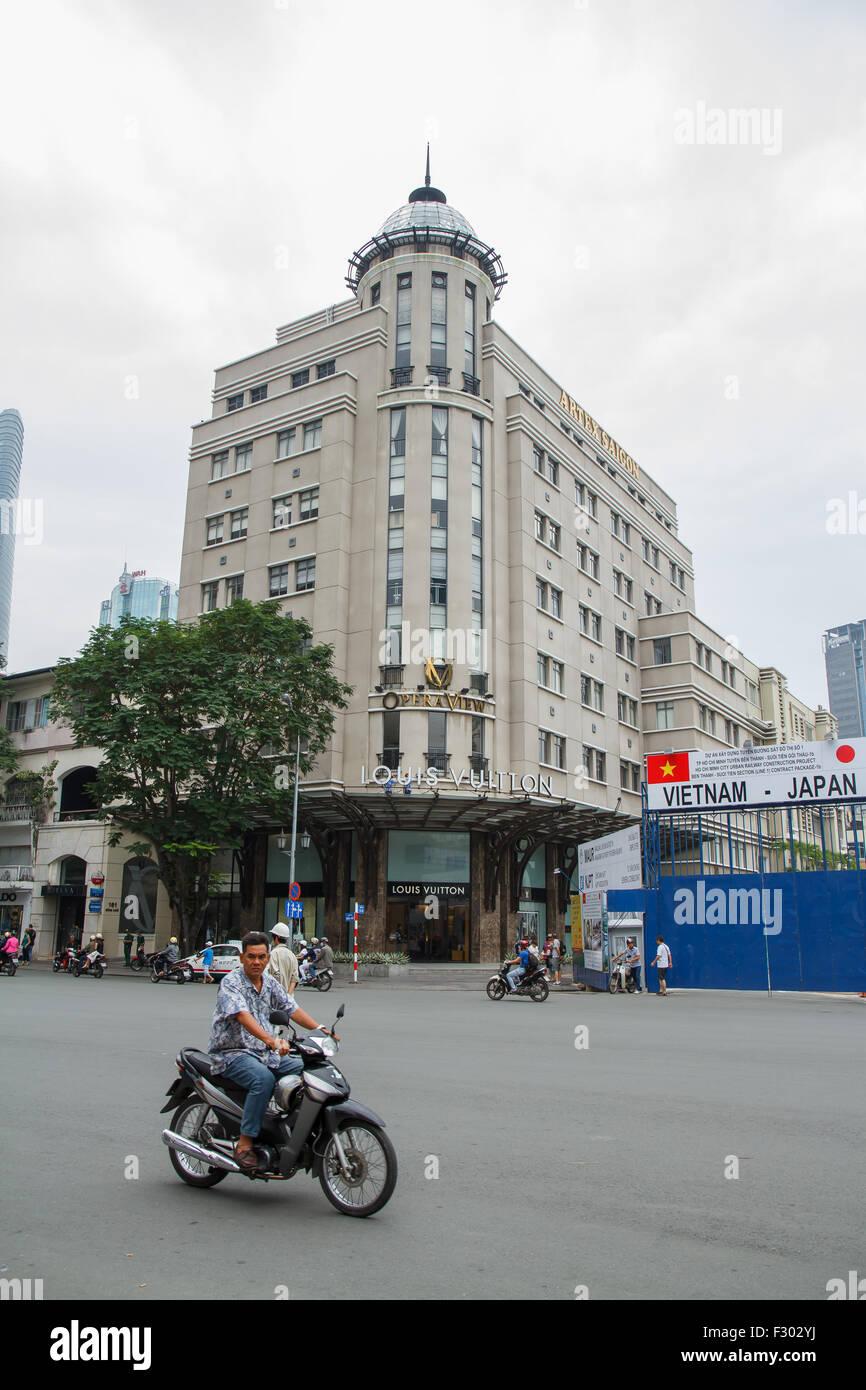 Hotel Continental Saigon Stock Photos Hotel Continental Saigon
