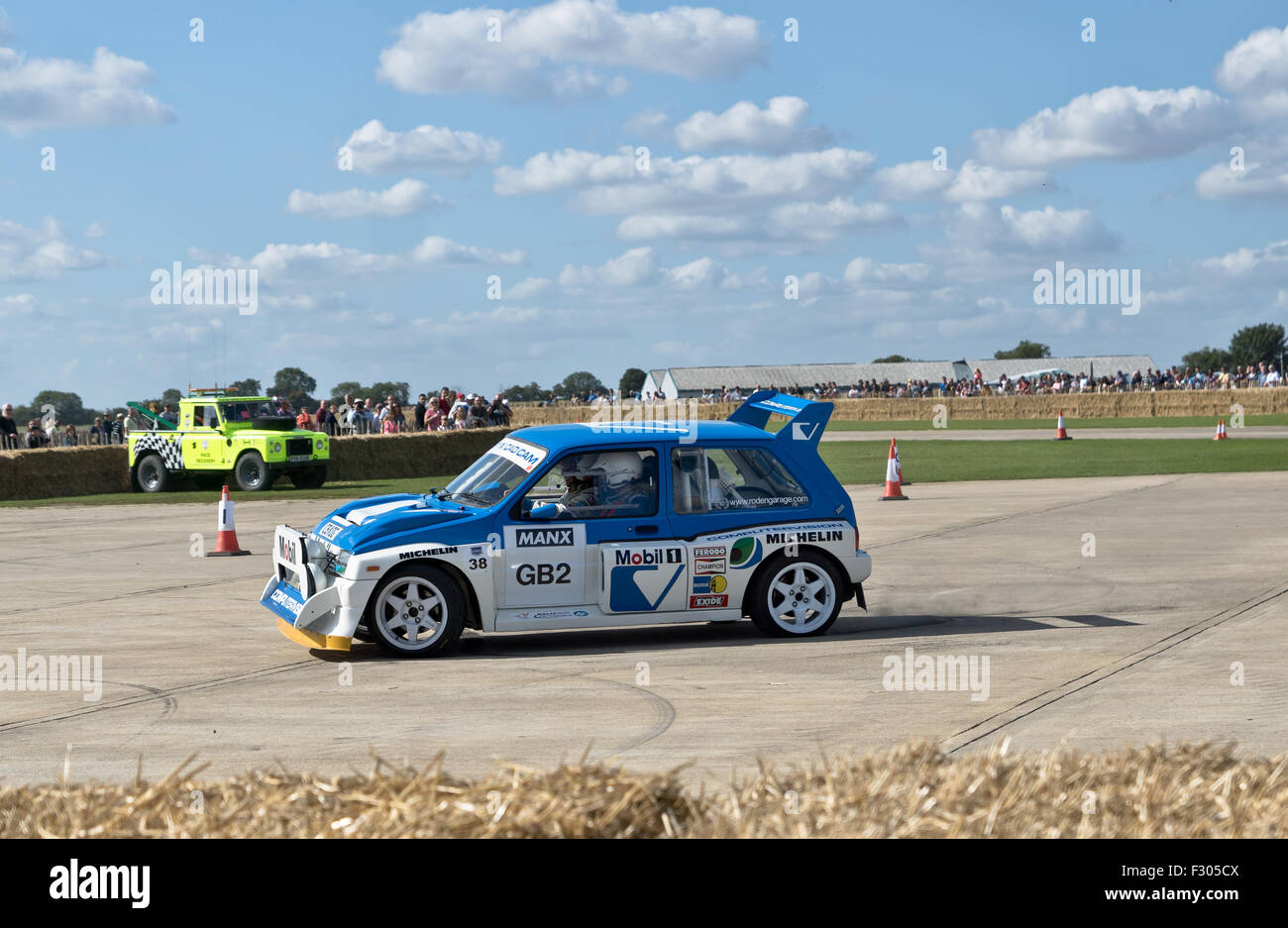 Vintage Rally Car Stock Photos & Vintage Rally Car Stock Images - Alamy