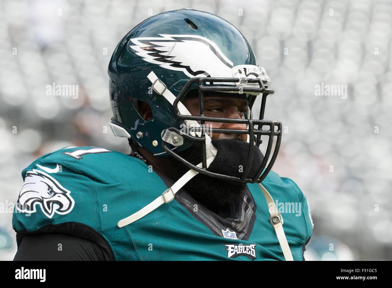 buy online c8ce0 8abb9 September 27, 2015, Philadelphia Eagles tackle Jason Peters ...
