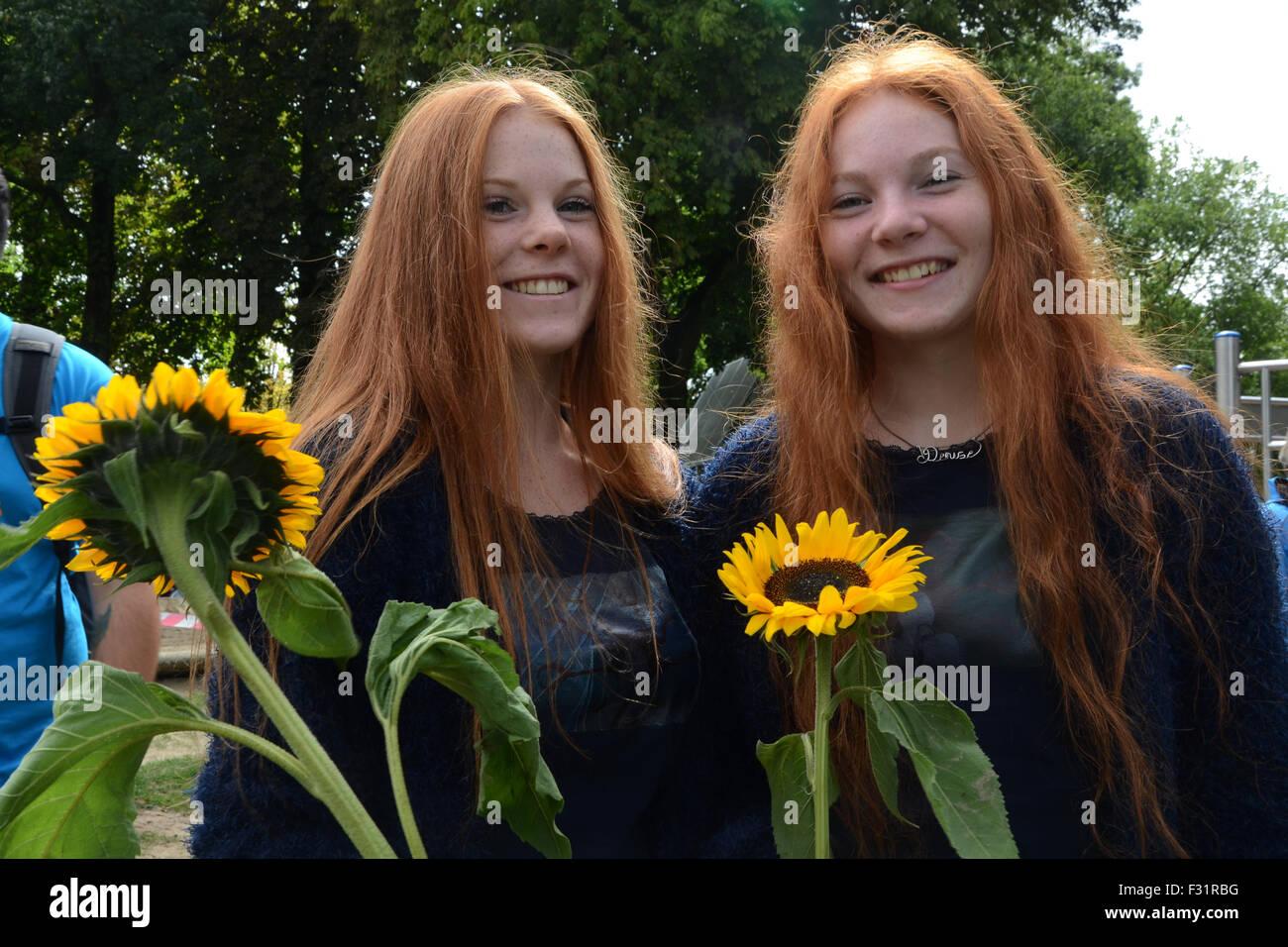 Redhead meeting in breda netherlands