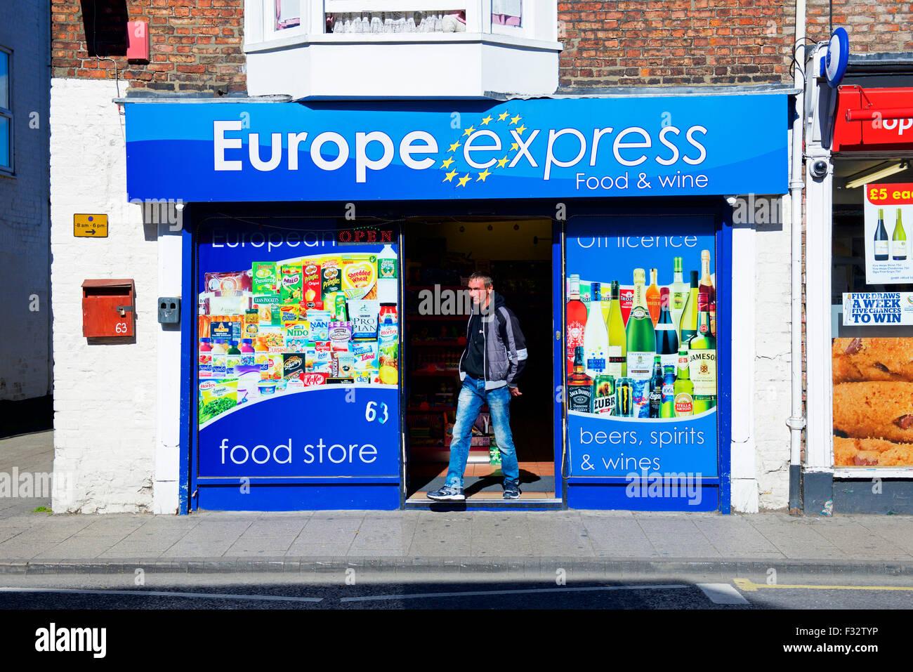 European Immigrant Stock Photos & European Immigrant Stock Images