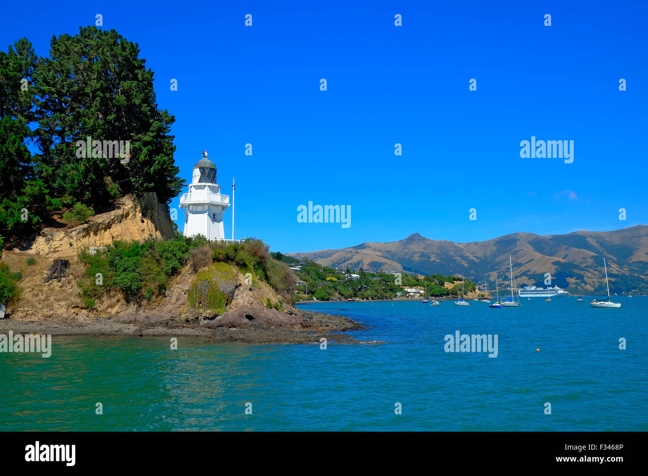 Timaru Lighthouse Canterbury South Island New Zealand