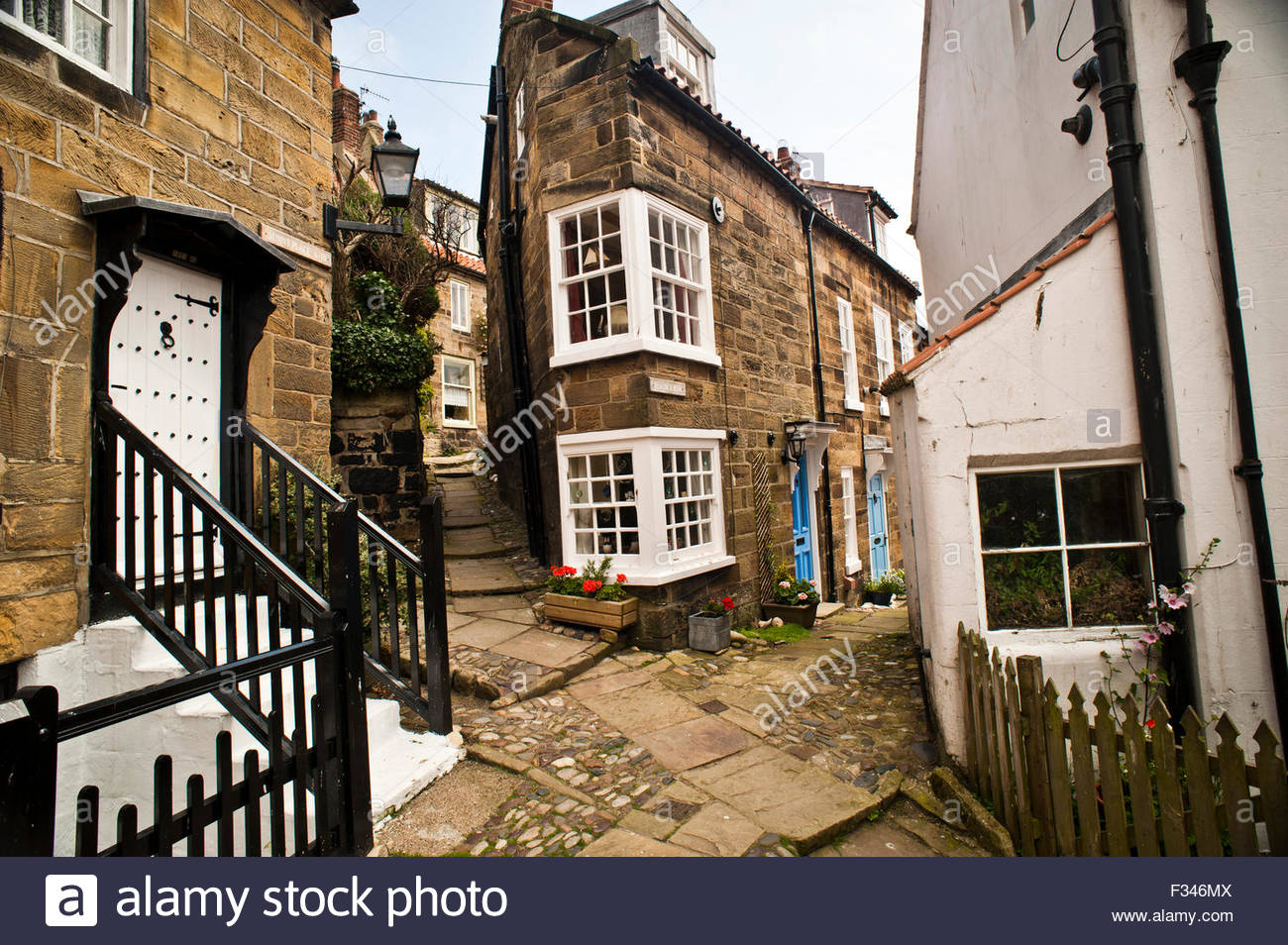 Peachy A View Of The Homes And Back Alleys In A Small English Town Home Remodeling Inspirations Gresiscottssportslandcom