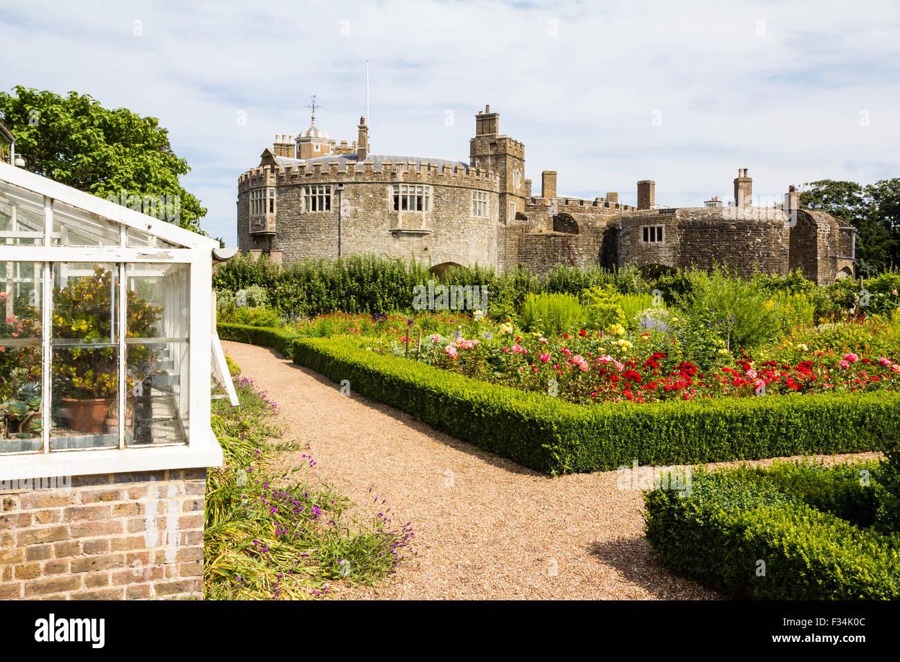 Walmer Castle Tea Room
