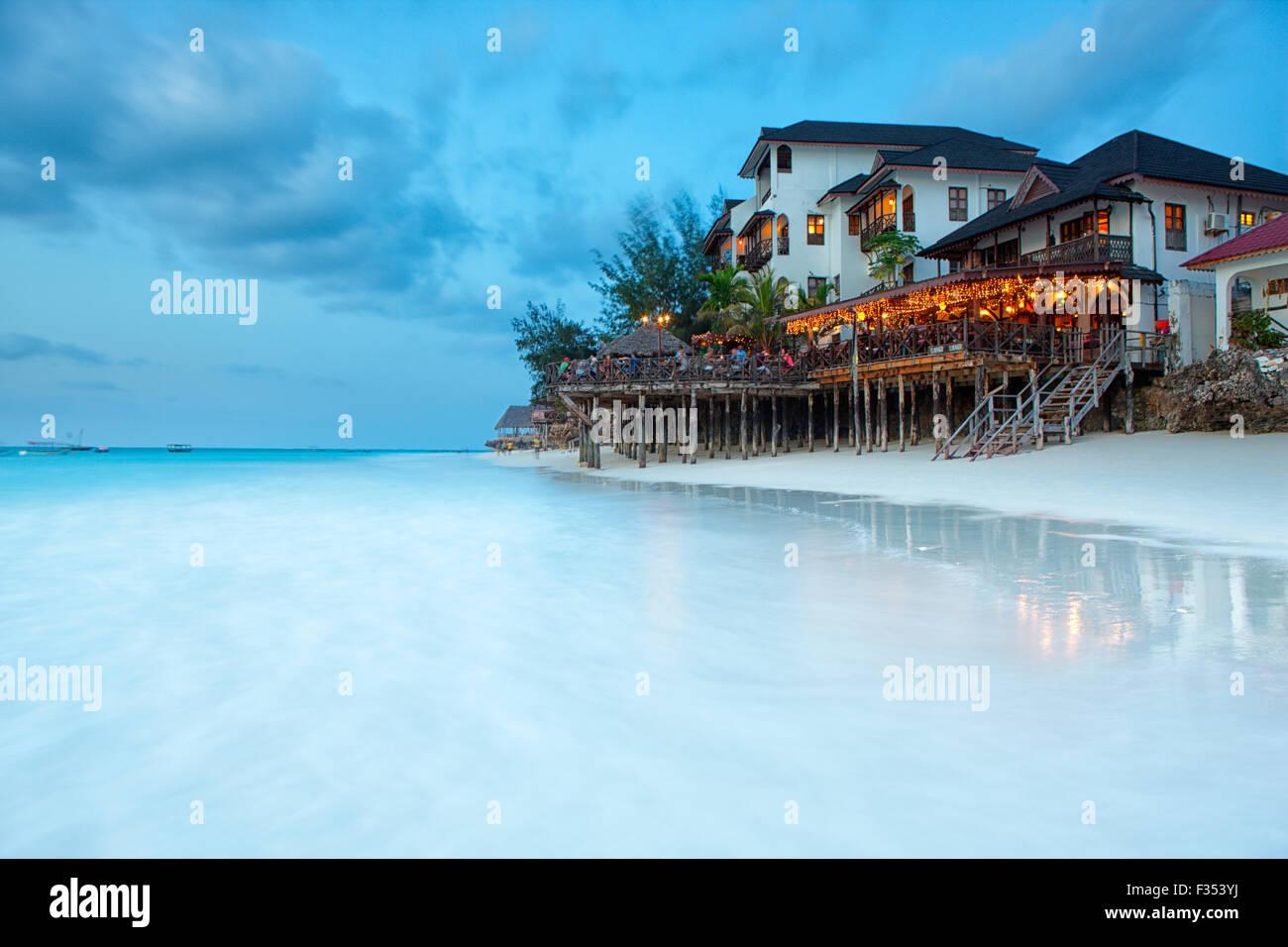 Tanzania, Zanzibar Archipelago, Unguja island (Zanzibar), Nungwi - Stock Image