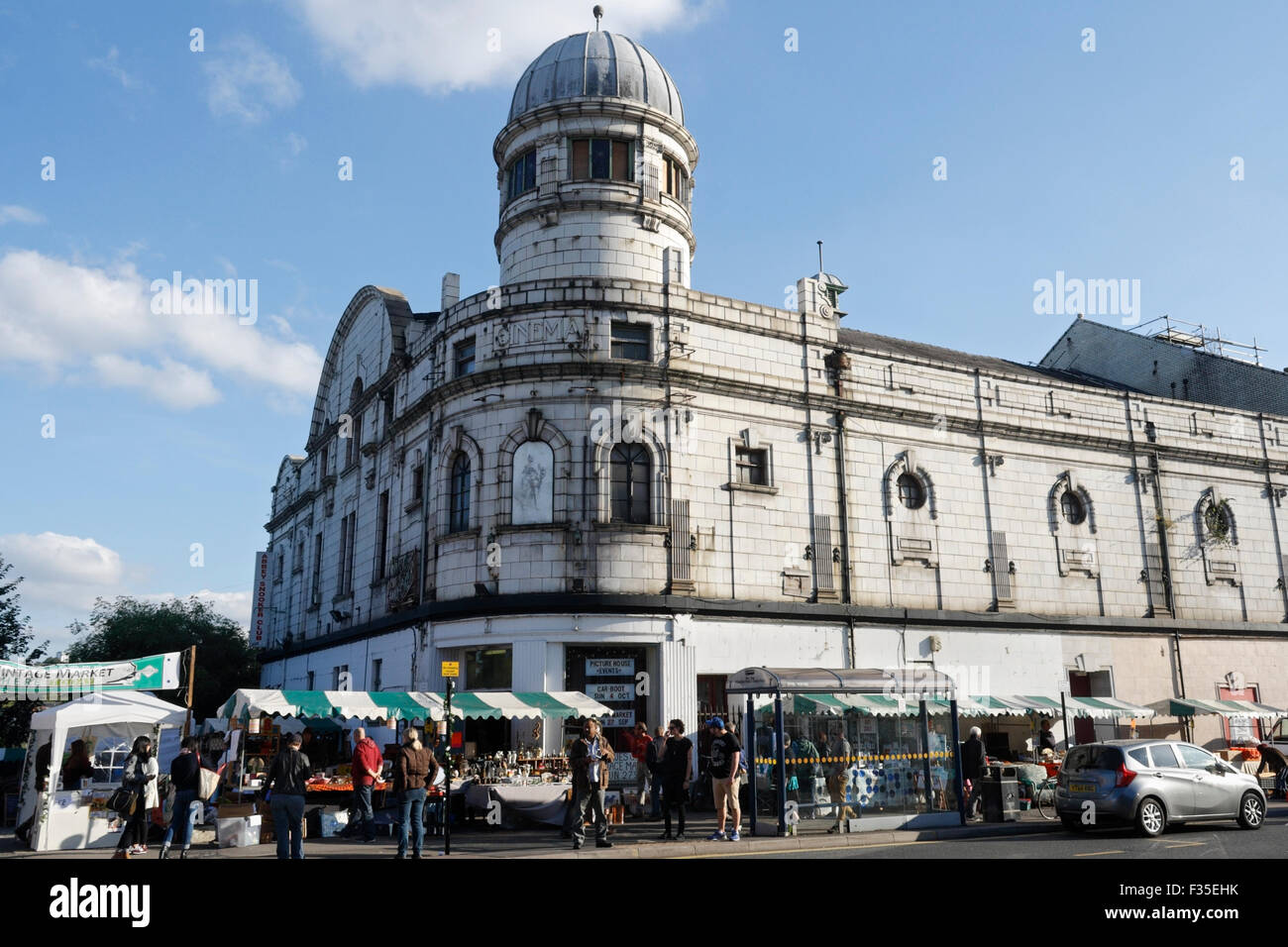 Abbeydale Picture House Cinema Sheffield - Stock Image