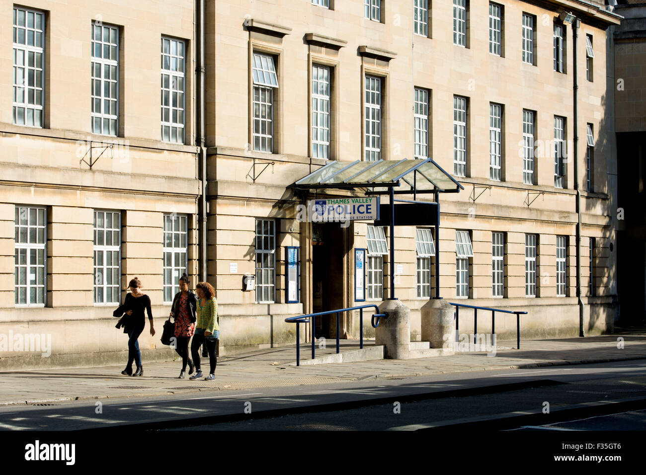 St. Aldates Police Station, Oxford, UK - Stock Image