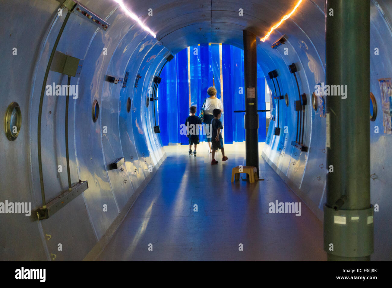 See Science Center Manchester New Hampshire Nh Stock Photo Alamy
