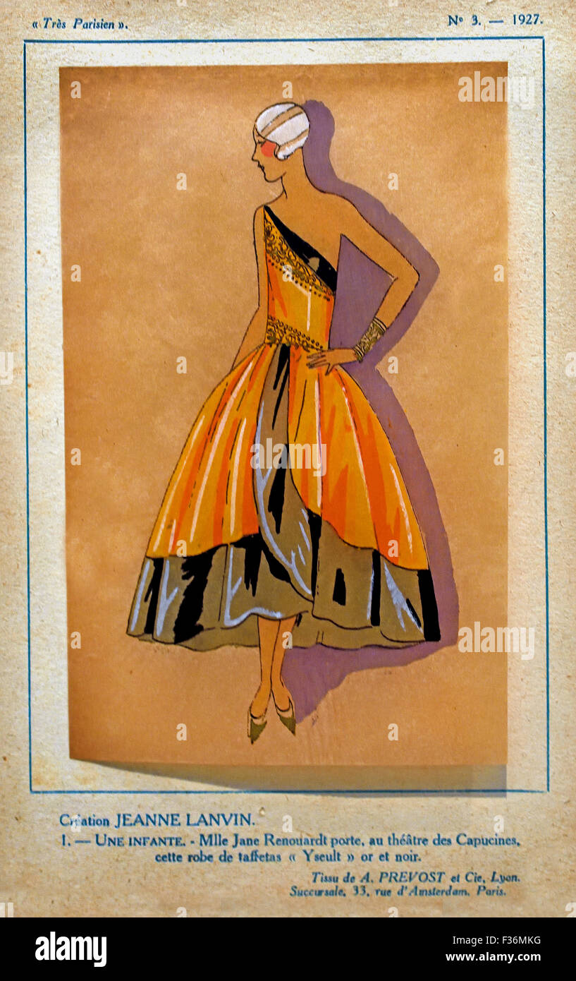 Fashion Clothes 1920 High Resolution Stock Photography And Images Alamy