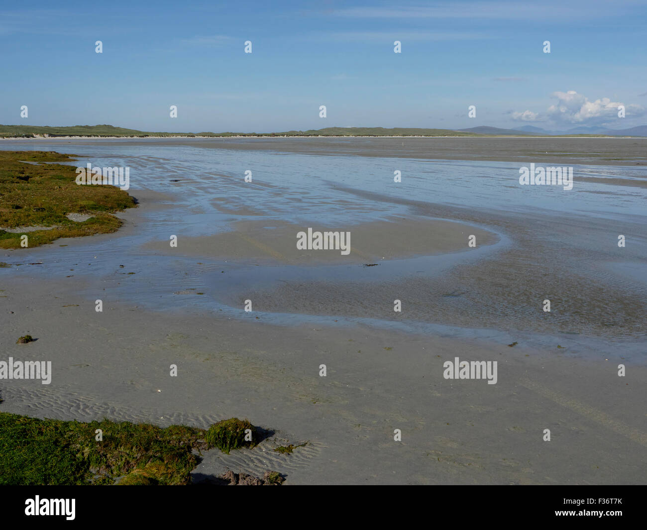North Uist, Hebrides, September 2015 - Stock Image
