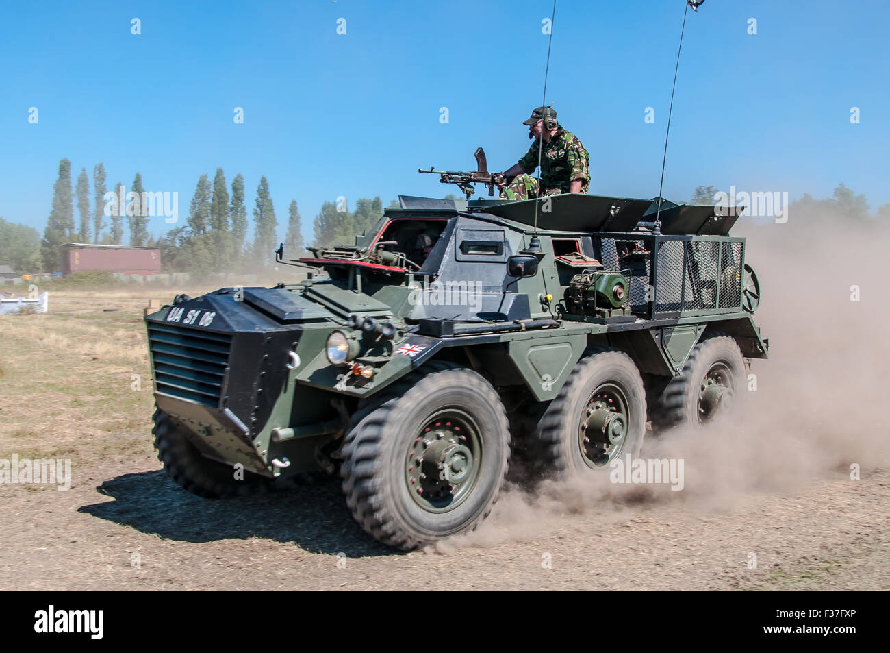 Armoured Fighting Vehicle Stock Photos & Armoured Fighting