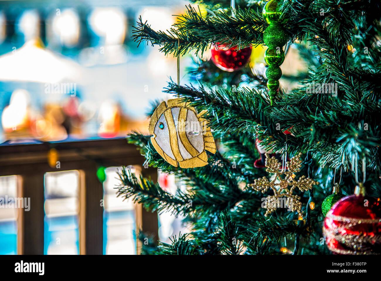 Christmas In Florida Keys.Florida Keys Christmas Tree Stock Photo 88072118 Alamy