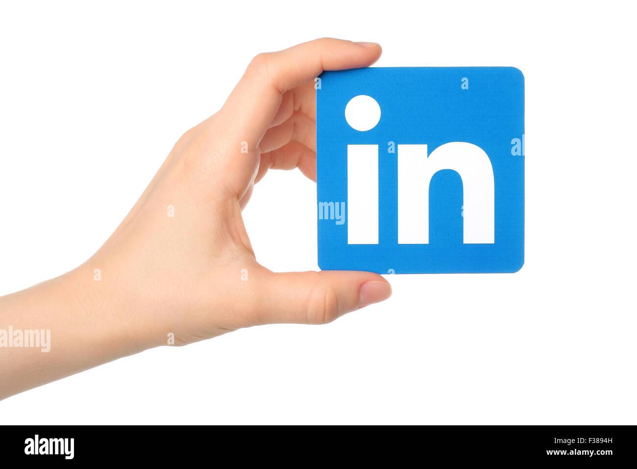 Linkedin And Logo Stock Photos Linkedin And Logo Stock Images Alamy