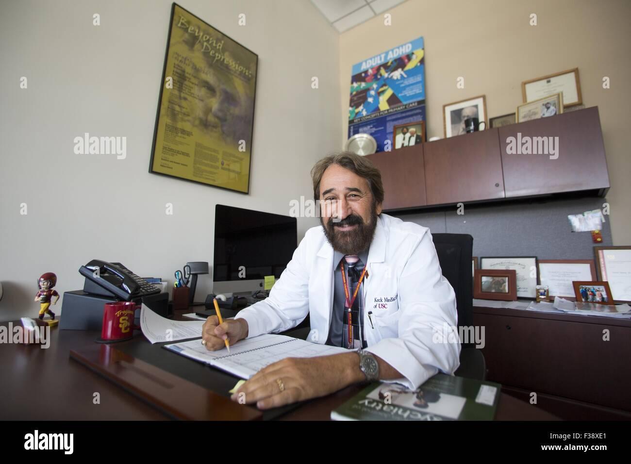 Los Angeles, California, USA  15th Sep, 2015  Dr  David