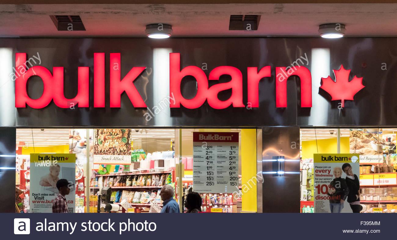 a bulk barn retail outlet in ottawa, canada the bulk barn is stocka bulk barn retail outlet in ottawa, canada the bulk barn is canada\u0027s largest bulk foods retailer
