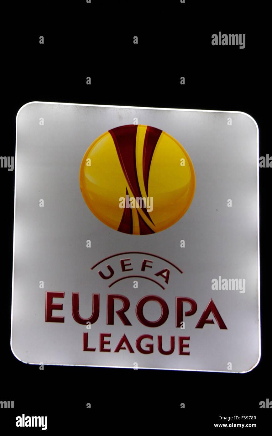 Fussball Europa League Stock Photos Fussball Europa League