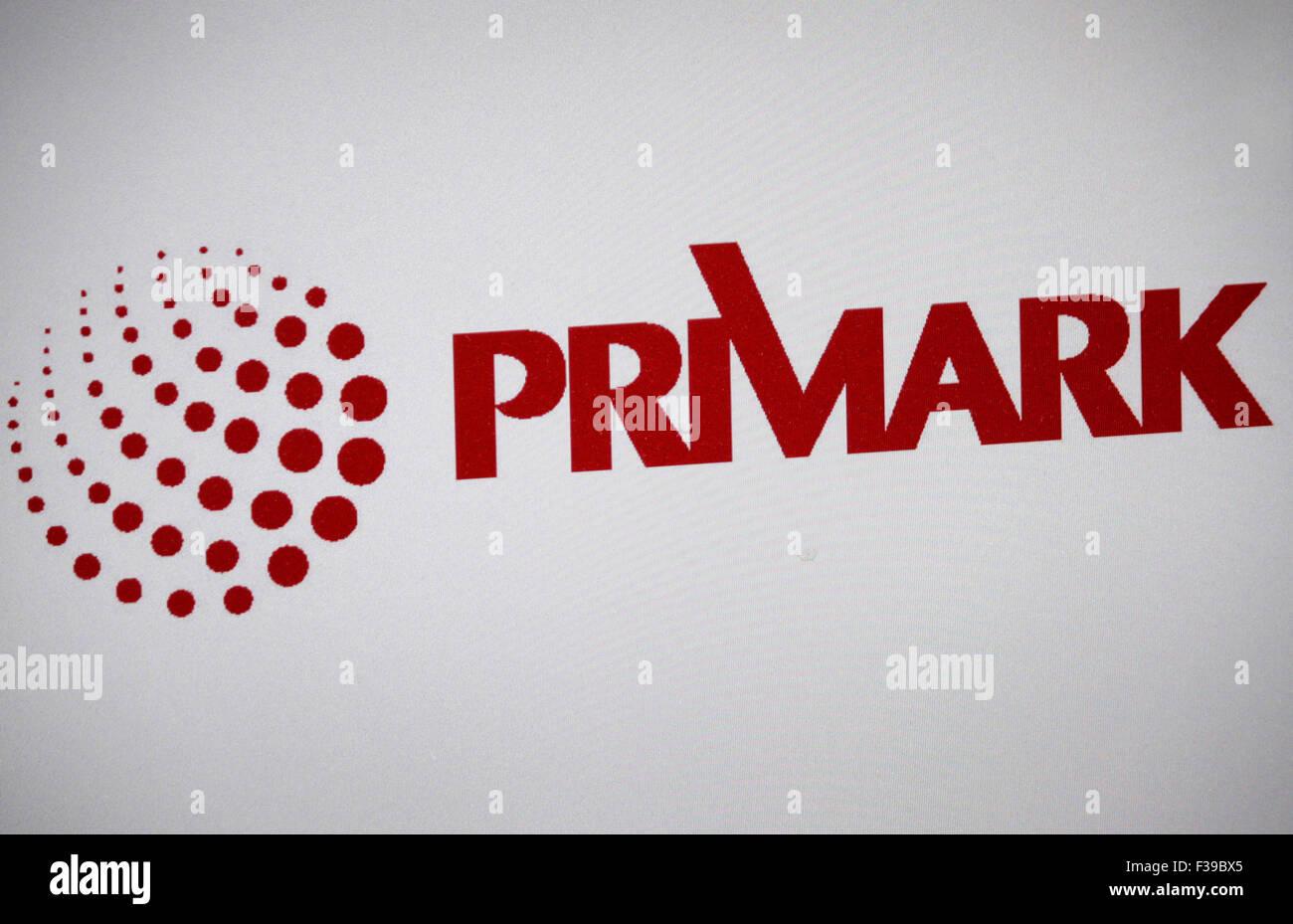 Markenname: 'Primark Corporation', Berlin. - Stock Image