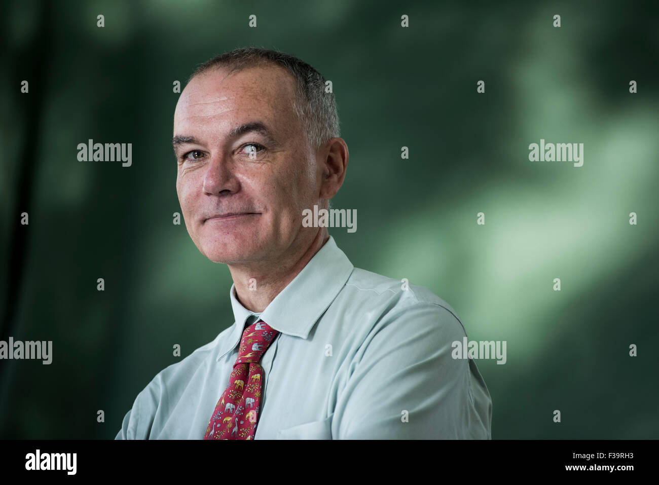 Historian and an arabist Jean-Pierre Filiu. - Stock Image