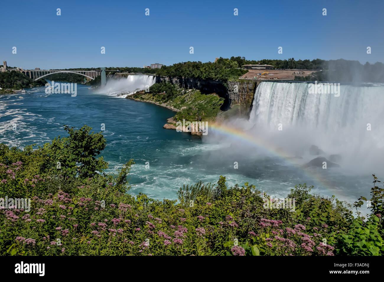 Niagara Falls, Ontario, Canada - Stock Image